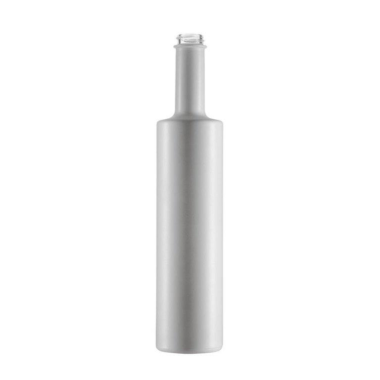 Bega Flasche 500ml, weiß beschichtet, Mdg.: GPI 28