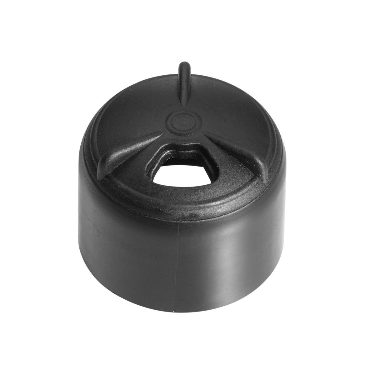 essenzglas verschluss 31 5mm schwarz mit streuer karton online bestellen. Black Bedroom Furniture Sets. Home Design Ideas