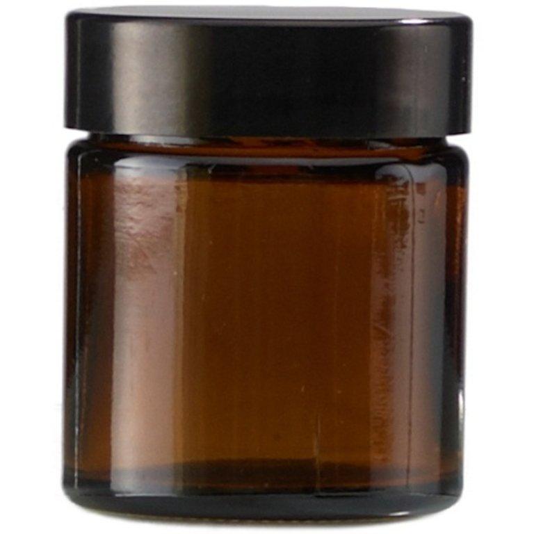 Cremetiegel 30 ml, Braunglas, Mdg.: Bak-38s (Karton)