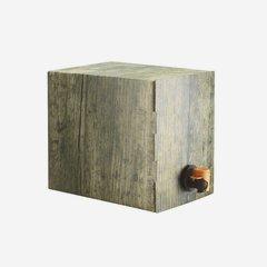 Bag in Box doboz 5l, fahatású külsö borítással