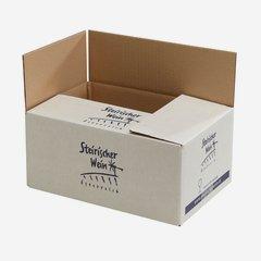 Verpackungskarton für 6 x 0,75l Steiermarkflasche