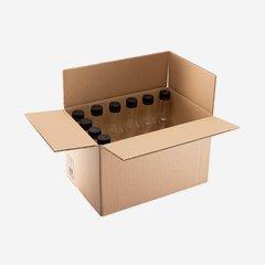 Flaschenkarton für 24xLON-200* L318xB212xH193mm