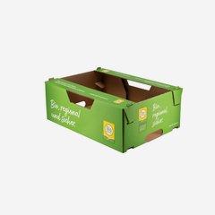 """Gemüse-, Obststeige ca. 5 kg  """"Bio Austria"""""""