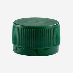 Standard Schraubverschluss MCA 28, grün