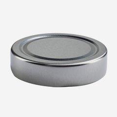 TWIST-OFF DECKEL, ø66mm, DE, silber