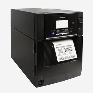 Toshiba BA410T GS12, Metallversion 203 DPI