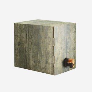 Bag in Box Karton 5l, Holzoptik