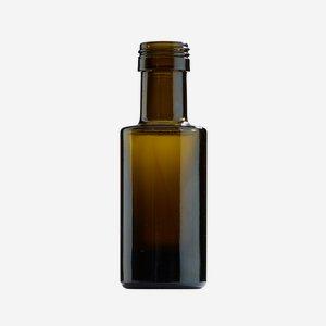 Dorica 50 ml, Antikglas , Mdg.: PP 24