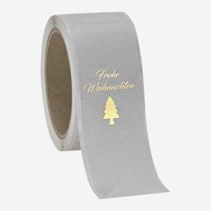 Etikettenserie 45x130mm, Weihnachten