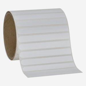 Etikette 10x90mm, weiß