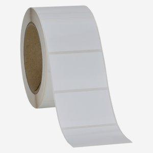 Etikette 36x48mm, weiß