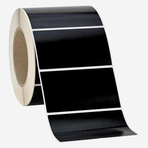 Etikette 55x99mm, schwarz
