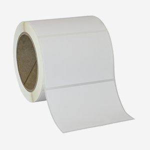 Etikette 65x99mm, weiß matt