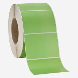 Etikette 70x100mm, hellgrün