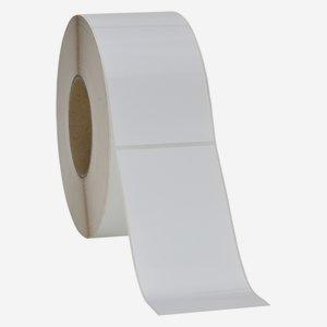Etikette 75x148mm, weiß
