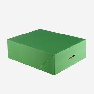 Faltkarton mit Deckel, L470 x B390 x H150mm