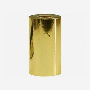 Farbband 83mm x 300m  B-SA4 Gold