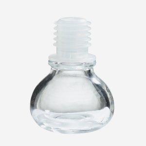 Glasgriffkorken mit Kunststoffunterteil, ø16mm