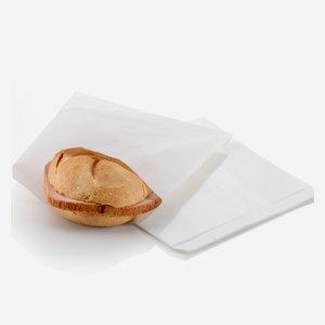 SnackBag Unbedruckt, einseitig offen