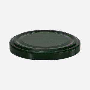 TWIST-OFF DECKEL, ø66mm, grün