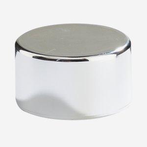Alu-Kunststoff Verbundverschluss 31,5 mm, silber