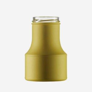 Dressingflasche 275ml, grün, Mdg.: TO53