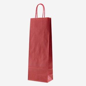 Flaschentragetasche, rot