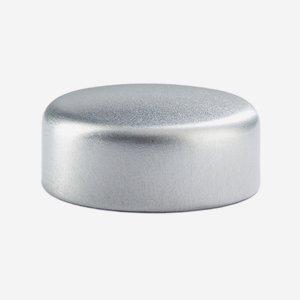 Alu-Kunststoff-Schraubverschluss GPI 33, silber