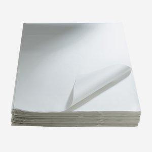 Wickelpapier - Hutpack, unbedruckt,  840 x 600mm