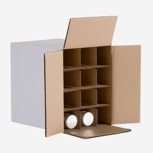 Verpackungskarton für 12 x DOR-100H & DOR-100DEE
