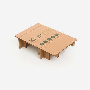 Karton Palette 600/400/147 mm