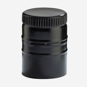 Anrollverschluss deep ø31,5 x H44mm, schwarz