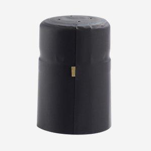 Schrumpfhülse ø25 x H40 mm, schwarz matt