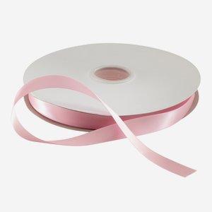 Satinband rosa 25mm, Heissfolien prägefähig
