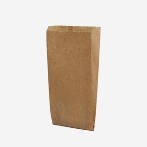 """Seitenfaltensack 1,5 kg, """"braun natur"""""""
