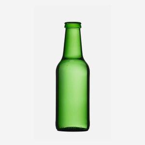 Flasche Styria 250ml, Grünglas, Mdg.: Rical