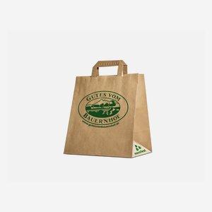wet-strength paper bag