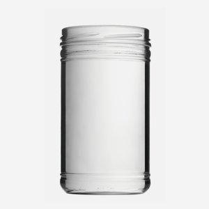 Schraubglas 1053ml, Weißglas, Mdg.: TO100