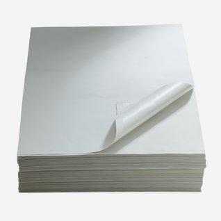 Folienwickelpapier Unbedruckt