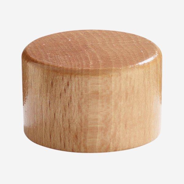 Alu-Holz Verbundverschluss PP 31,5, natur-lackiert