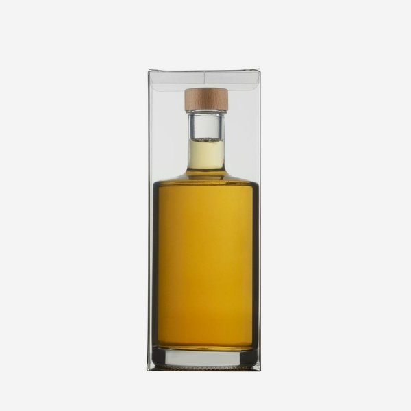 Clear Box, 1 x 0,5l VIVA oder DESTILLATA Flasche