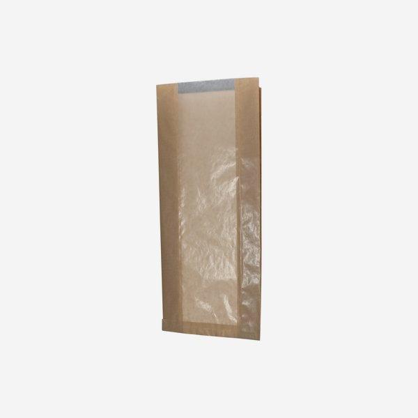Sichtfensterseitenfaltenbeutel 1,5kg, 100% Papier