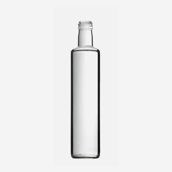 Dorica 500ml, Weißglas, Mdg.: PP31,5
