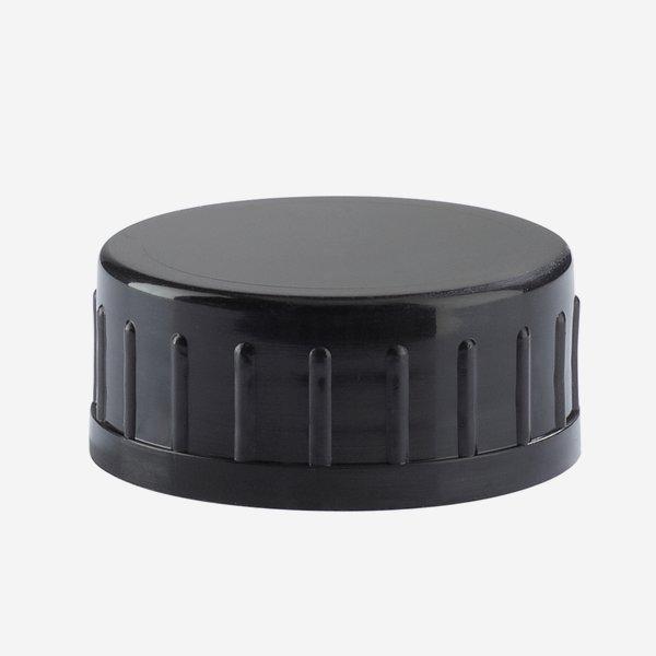 Pilferproof Kunststoffverschluss PP 31,5, schwarz