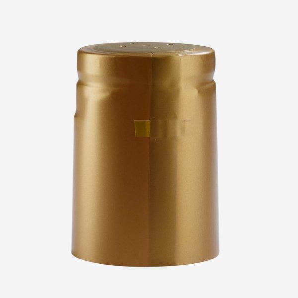 Schrumpfhülse ø31 x H42mm, gold