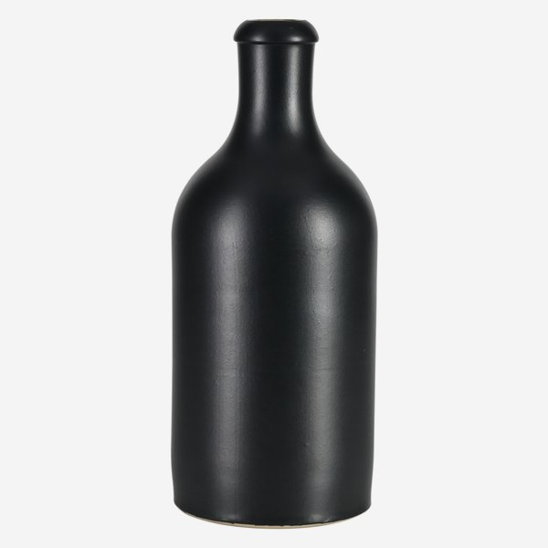 Steinzeugflasche 500 ml, Mdg.: Kork