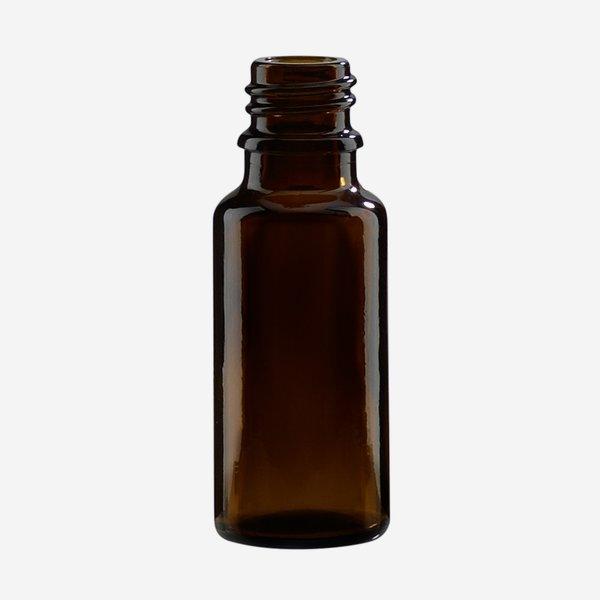Tropfflaschen aus Braunglas, 20ml, Mdg.: gl-18