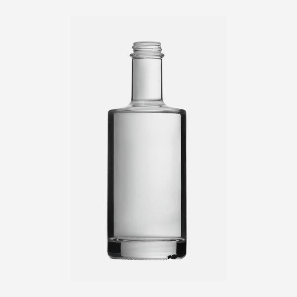 Viva Flasche 350ml, Weißglas, Mdg.: GPI 28
