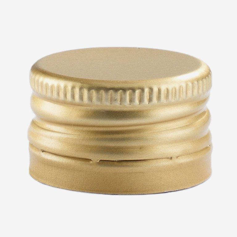 pilferproof aluverschluss 24mm gold packung online bestellen. Black Bedroom Furniture Sets. Home Design Ideas